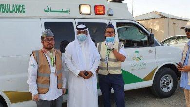 Photo of بحضور مدير صحة الطائف .. خدمات وقائية وتوعوية للمسافرين على طريق الجنوب