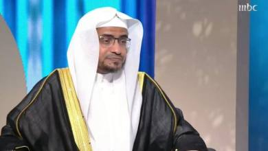 Photo of بشكل مفاجئ.. توقف عرض برنامج الأبواب المتفرقة للداعية صالح المغامسي على قناة MBC