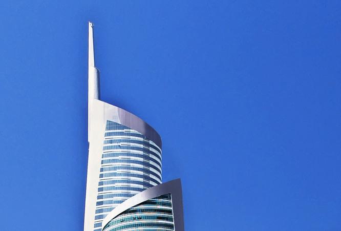 أطول مباني الإمارات