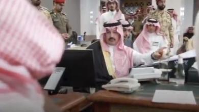 Photo of فيديو.. أمير عسير لوالد طفلة مريضة: سأذهب معكما شخصياً لمكتب وزير الصحة لإنهاء الموضوع