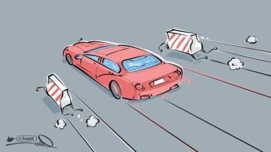 Photo of أطرف الكاريكاتيرات حول الطرق والتحويلات