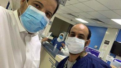 """Photo of """"الوذيناني"""" بعد تعافيه من كورونا: لم تظهر عليَّ أي أعراض طوال فترة المرض.. والخدمات مبهرة"""