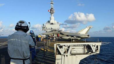 """Photo of الدفاع الفرنسية: 50 إصابة بكورونا على متن حاملة الطائرات """"شارل ديغول"""""""