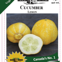 Cucumber lemon