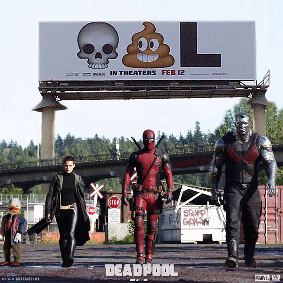 10 Indian style Hillarious picture of Movie Deadpool