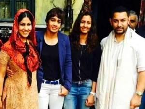 real geeta babita with aamir khan