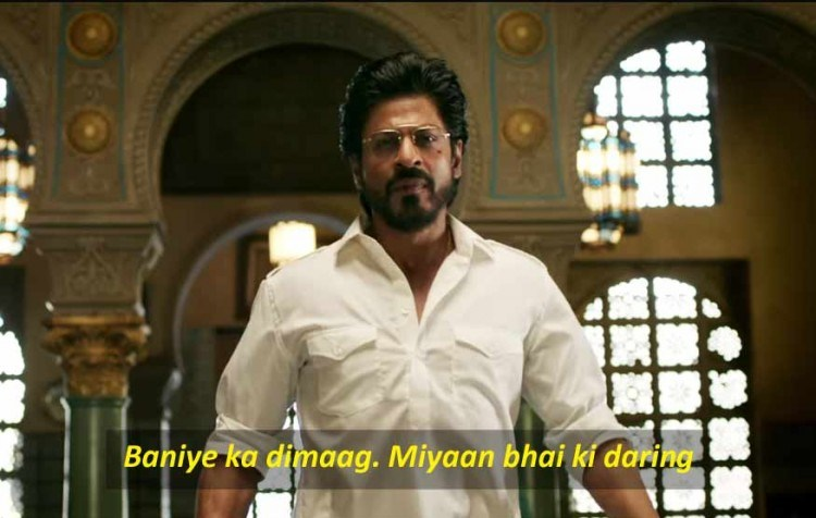 Raees movie best Dialogues