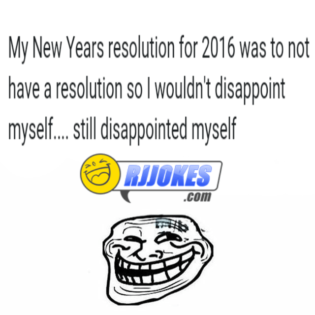 Best and funny Resolution 2017