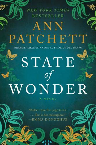 Book Review: State of Wonder by Ann Patchett