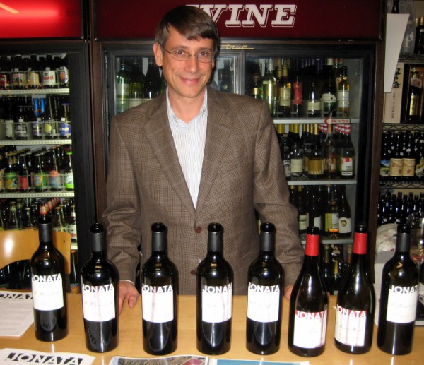 Jonata Estate Manager Armand de Maigret