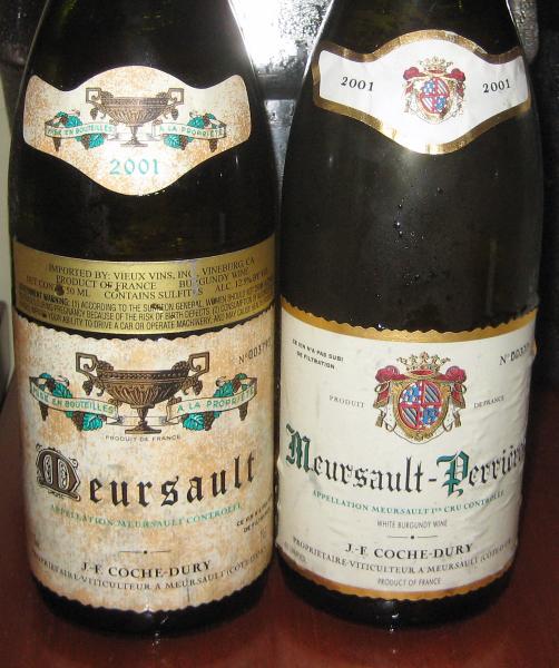 Coche-Dury Meursaults