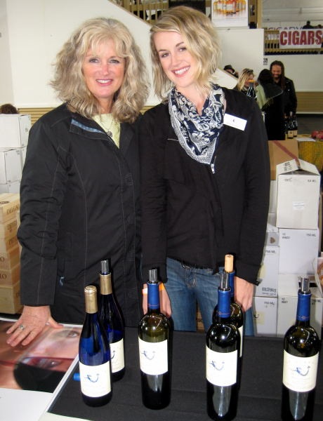 Heidi Barrett and Remy