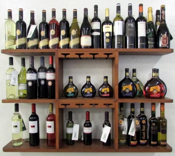 Carrau bottlings