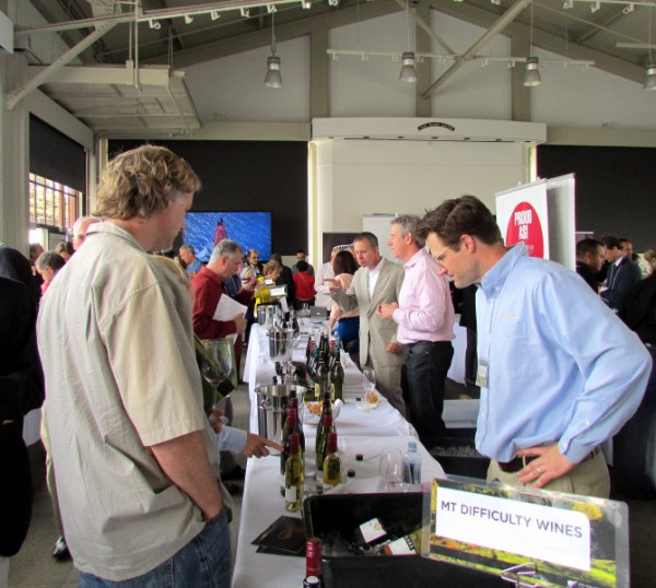 May 16, 2013, NZ Wine Fair in San Francisco