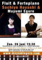 Vincentiuskerk concert Sachiyo Hayashi