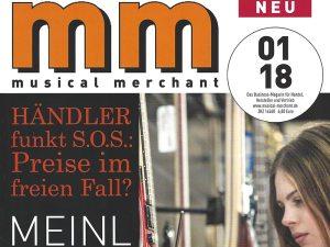 MM musical merchant magazin