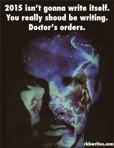 you should be writing doctor-01