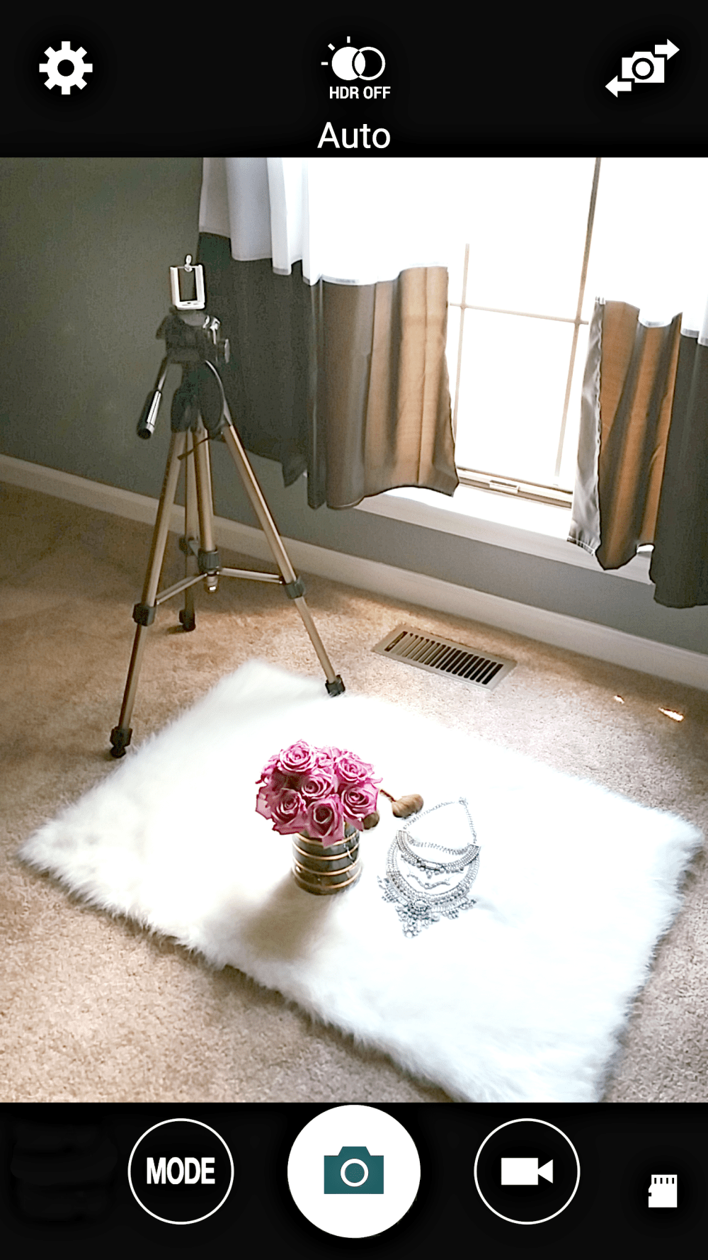 Must - have props for setting up the perfect photo