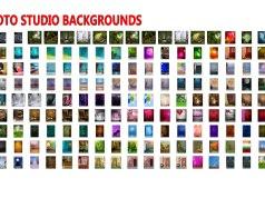 Photo Studio Backgrounds For Photoshop, New Studio Backgrounds