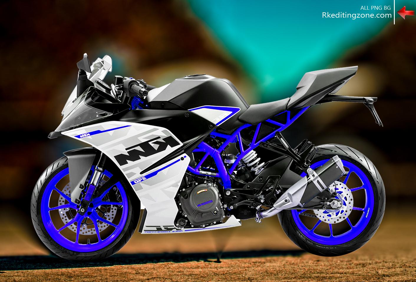 Ktm Bike Png Background Full Hd