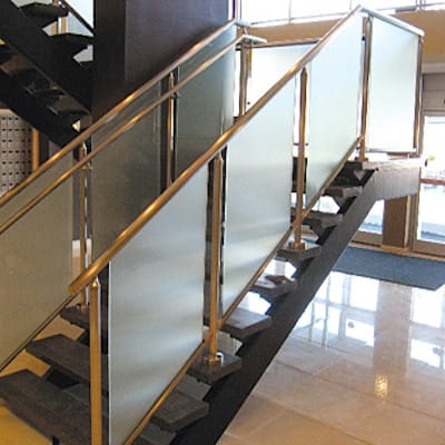 Glass Railings Glass Service Residential Commercial Custom   Glass Banister Near Me   Floating Staircase   Interior Railings   Interior Stairs   Spiral Staircase   Frameless Glass