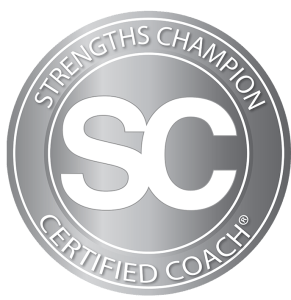 Strengths Champion Certified Coach