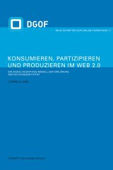 Konsumieren, partizipieren_online