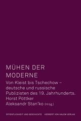 Horst Pöttker, Aleksandr I. Stan'ko (Hrsg.): Mühen der Moderne