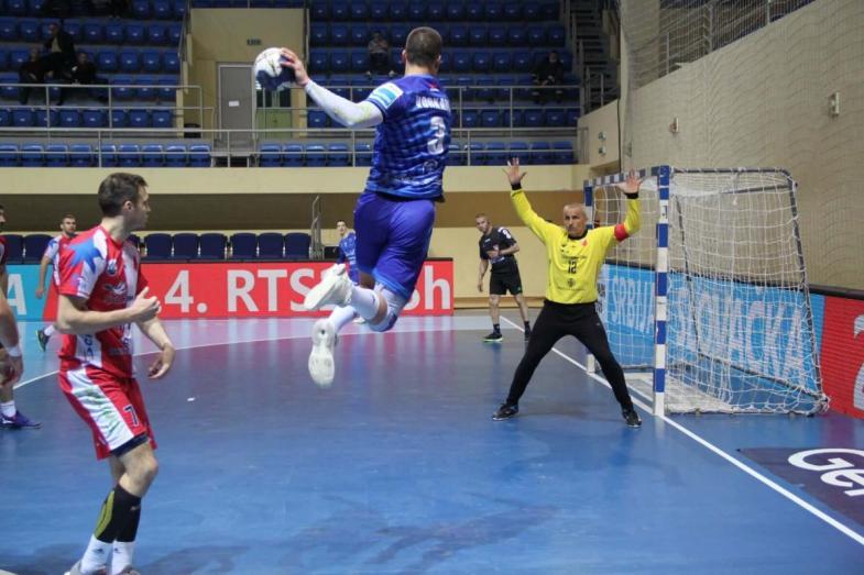 Finale Kupa Srbije - Vojvodina - Metaloplastika 19:17