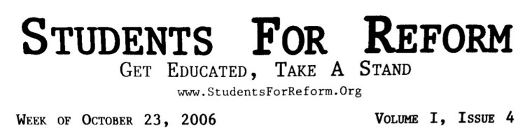 Students for Reform