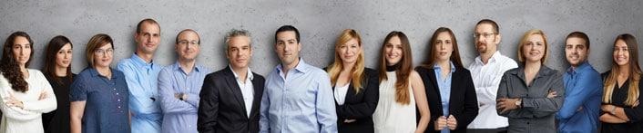צוות המשרד