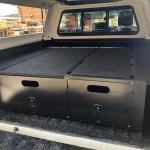 2016 Toyota Tacoma Truck Bed Drawer System Rld Design Usa