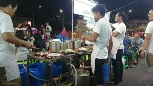 Bangkok - Garküchen