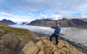 Islands einzigartige Gletscher