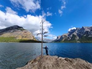 Banff: Lake Minnewanka