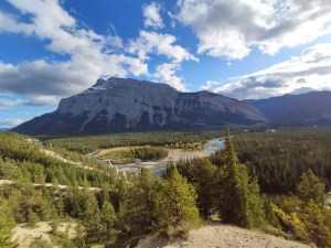 Bow Valley mit Hoodoos