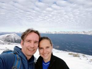 Whistler Summit in Jasper