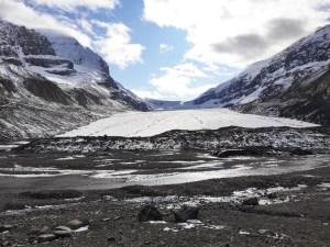 Athabasca Gletscher