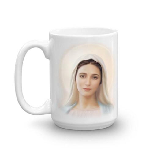 Our Lady of Tihaljina Mug 15oz