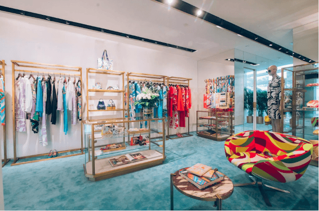 innovative design 8d8d6 014d4 Emilio Pucci opens at IFC Mall — Retail & Leisure International