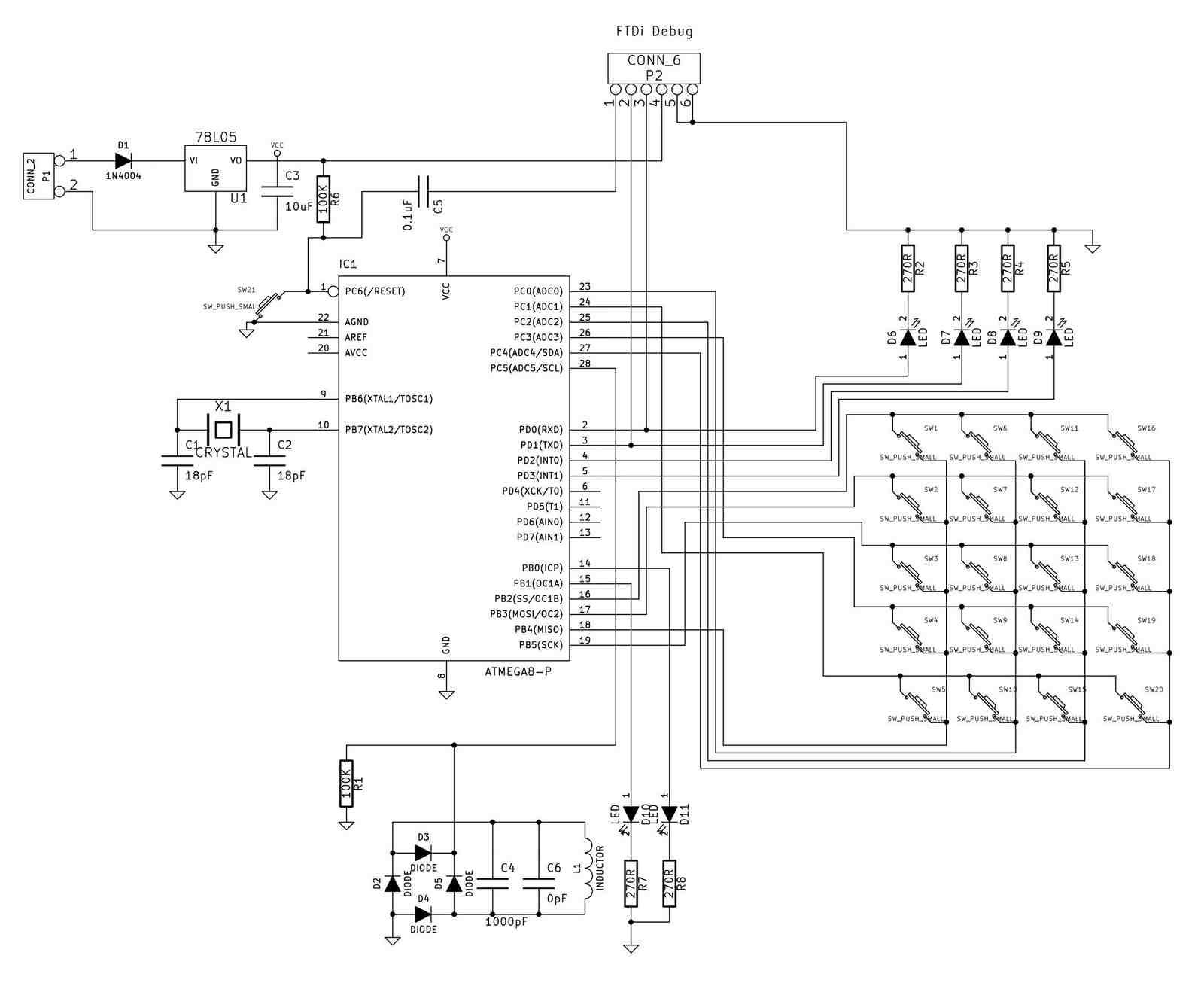 Schematic Key