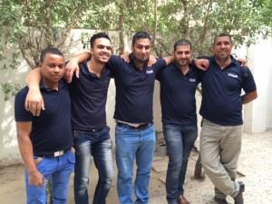 Siraj Naybur team