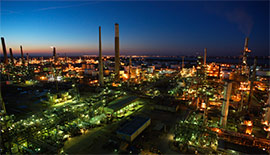 Esso and ExxonMobil Fawley Refinery, UK