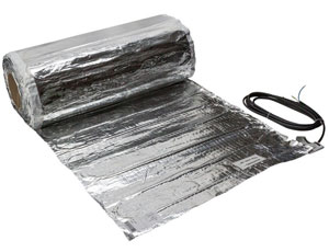 F Series Foil Heating Mats