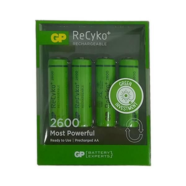 Lot de 4 batteries LR06 • AA