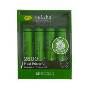 Lot de 4 batteries LR06 • AA