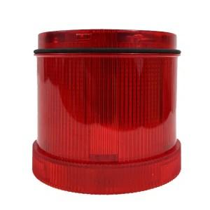 Feu  fixe permanent ou clignotant à LED • Pour colonne lumineuse ou feu simple • Ø 70 x 65,5mm