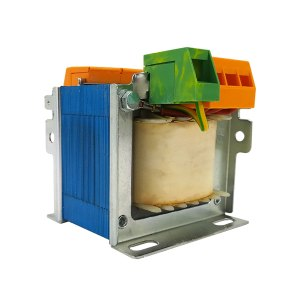 Transformateur monophasé de sécurité 230/400VAC • Puissance           63 VA