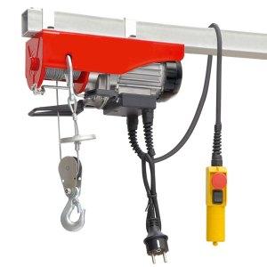 Treuil électrique 495/990 Kg