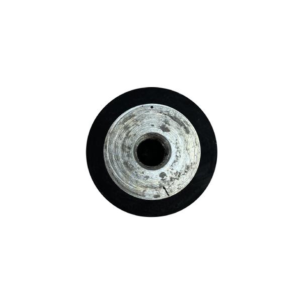 Tampon caoutchouc Silentbloc Ø 30 x 30 mm • 1 Tige filetée M8 x 20 mm et 1 taraudage M8